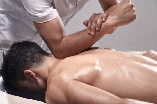 Physical Therapy Treatments - Deep Tissue Massage