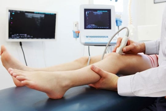 Physical Therapy - Medical Ultrasound