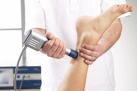 Physical Therapy Treatments - Vibration Therapy